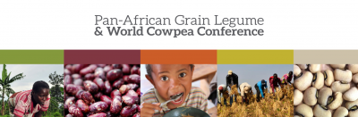 The Joint Pan-African Grain Legume and World Cowpea Conference kicks off in 2 Weeks