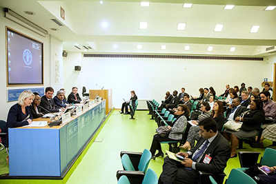 The role of standards to facilitate trade of agricultural commodities for food security and nutrition